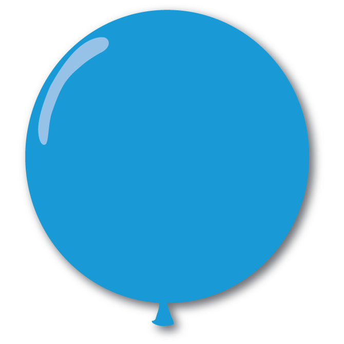 Giant Latex Balloons - Qty. 1 - Independent Dealer Services
