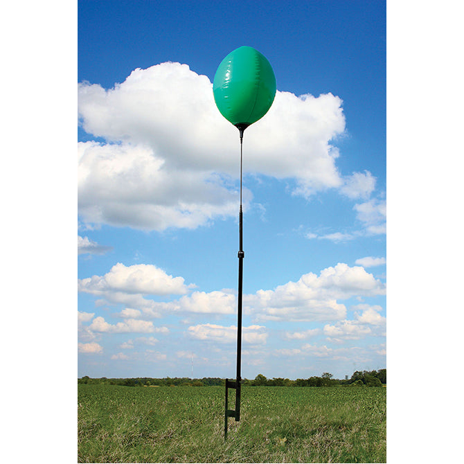 Reusable Balloon Ground Pole Kit - 1 Balloon - Qty. 1 - Independent Dealer Services
