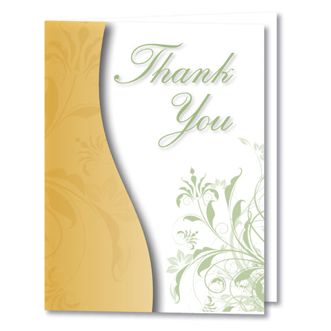 Thank You Card - Thank You For Your Recent Purchase - Qty. 50 - Independent Dealer Services
