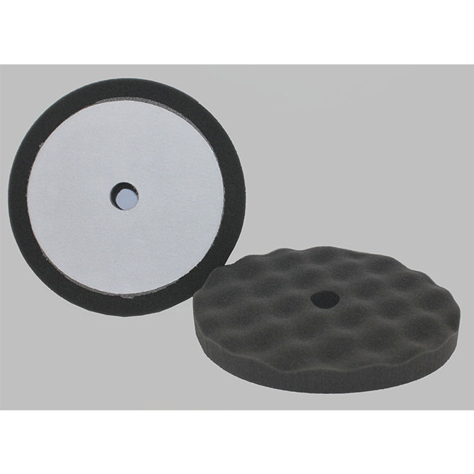 "Black Velcro Waffle Foam Pad - 8"" - 2 Pads - Qty 1 Pk - Independent Dealer Services"