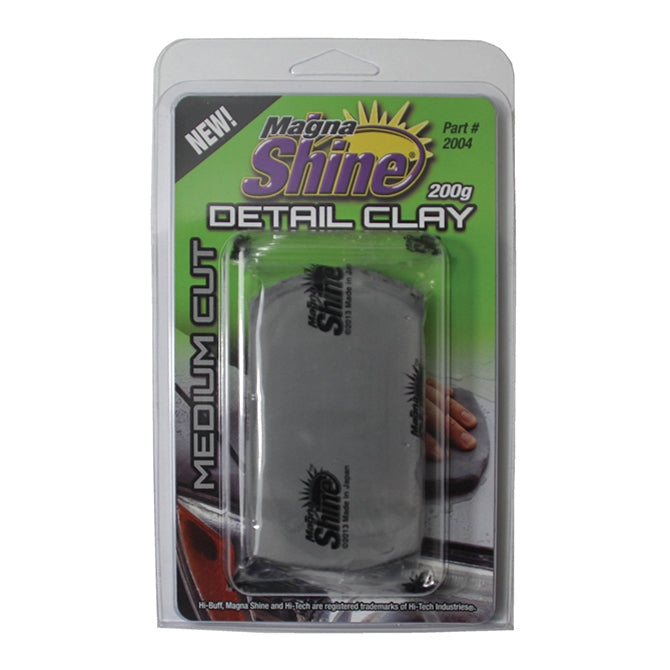 Magna Shine Medium Cut Detail Clay - Qty. 1 - Independent Dealer Services