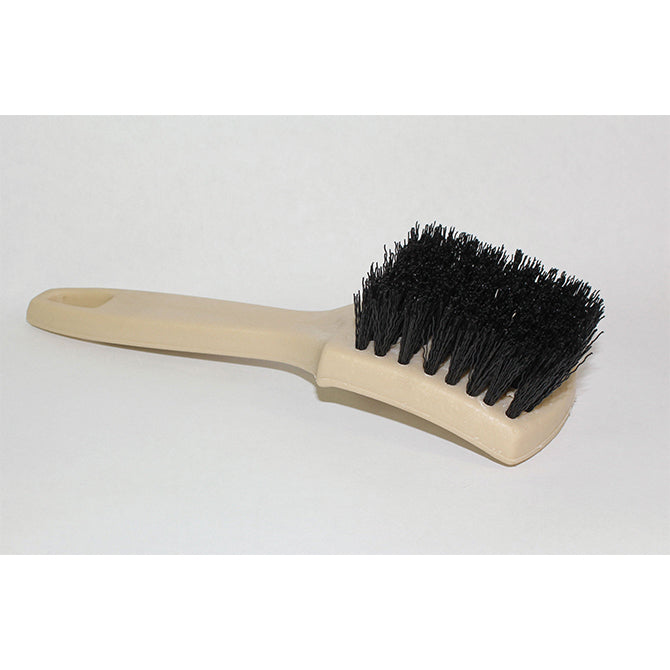 "Nylon White Wall Brush with 1"" Bristle  - Qty. 1 - Independent Dealer Services"