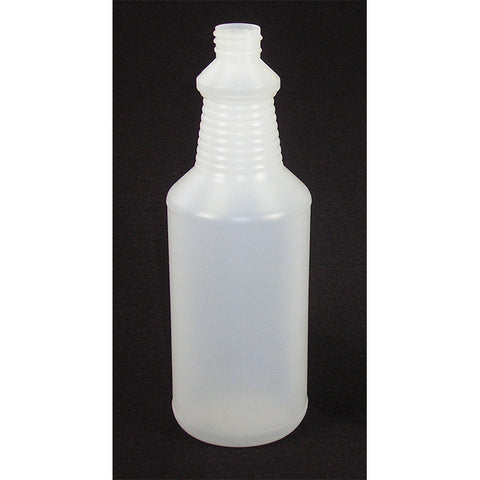 Quart Bottle - Clear  - Qty. 1 - Independent Dealer Services