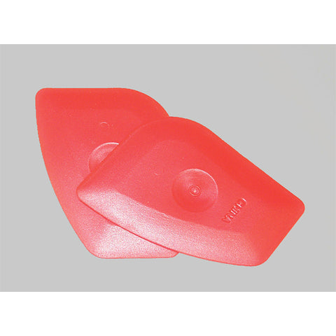 Multi-Purpose Plastic Scraper - 12 Scrapers - Qty. 1 Pk - Independent Dealer Services