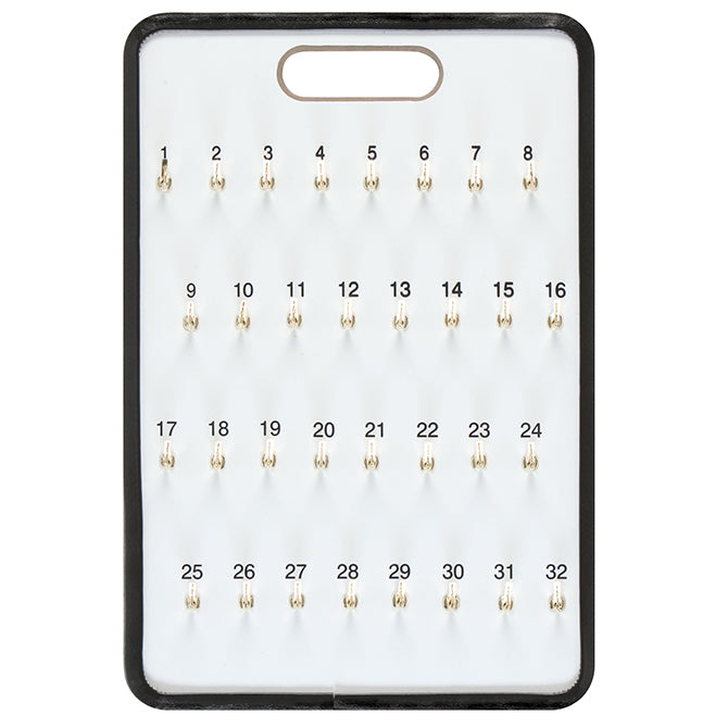 Key Boards - 32 Hook - Qty. 1 - Independent Dealer Services