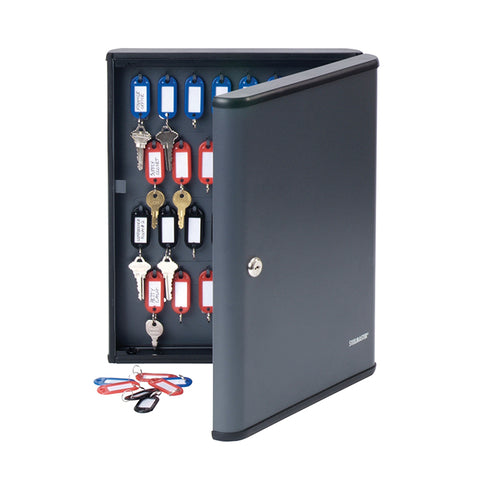 Key Control Cabinet - 60 Key Capacity - Qty. 1 - Independent Dealer Services