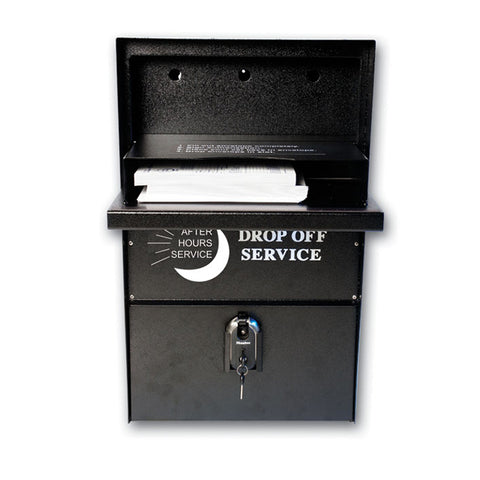 Self-Contained Night Drop Box - Qty.1 - Independent Dealer Services
