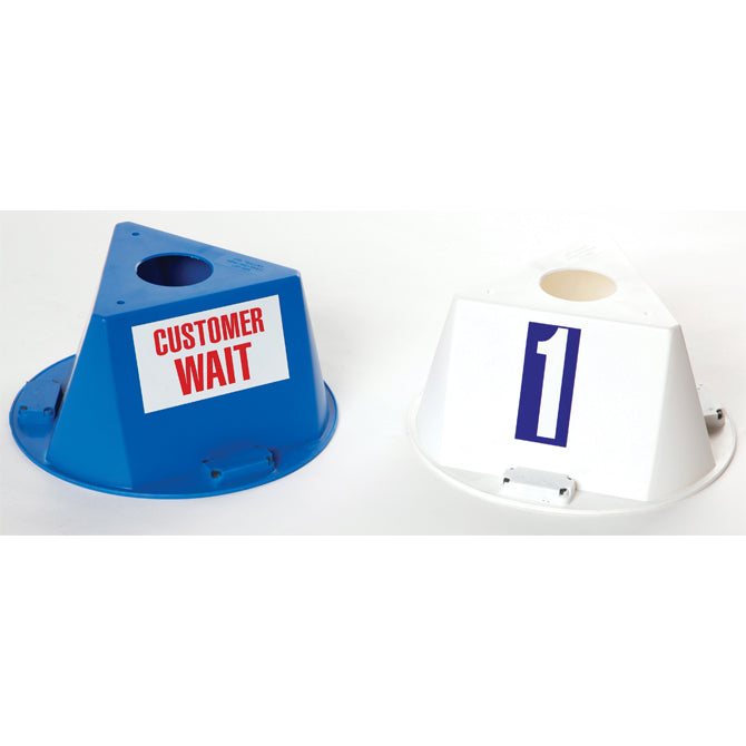 Magnetic Car Top Hats  - Qty. 1 - Independent Dealer Services