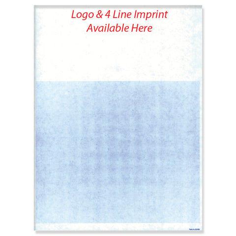 Laser Repair Orders - LZR-RO - 8.5 x 11-  20# - Imprinted - Qty. 500 - Independent Dealer Services