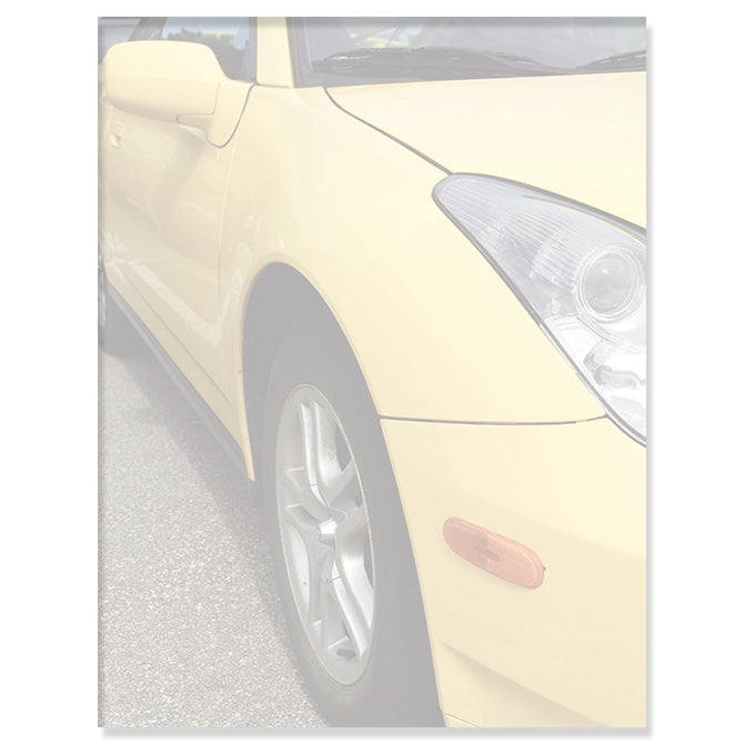 Laser Cut Sheet - Car Screen -  8.5 x 11- 20# - Qty. 250 - Independent Dealer Services
