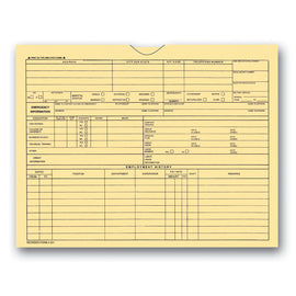 Employee File Jacket - 201 - Qty. 50 - Independent Dealer Services