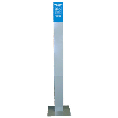 EZ Hand Hygiene - Designer Series No-Touch Dispensing Stand - Qty. 1 - Independent Dealer Services