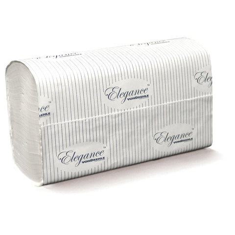 Multi-Fold White Towel - 175/Pack - 16 Packs/Case - Qty. 1 Case - Independent Dealer Services