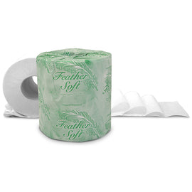 Premium Toilet Paper - 500 Sheets Per Roll - 48 Rolls - Qty. 1 Case - Independent Dealer Services