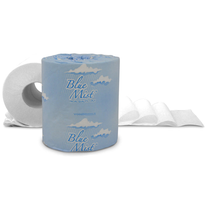 EconomyToilet Paper - 1000 Sheets Per Roll - 96 Rolls - Qty. 1 Case - Independent Dealer Services