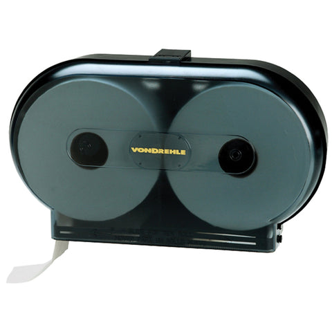 Twin Jumbo Roll Tissue Dispenser - Qty. 1 - Independent Dealer Services