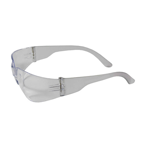 Safety Glasses - Economy,  12 pair; Qty. 1 Box - Independent Dealer Services
