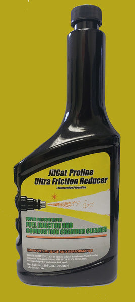 JilCat Proline Fuel Injection and Combustion Chamber Cleaner - Independent Dealer Services