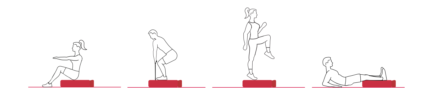 Power Plate MOVE exercises