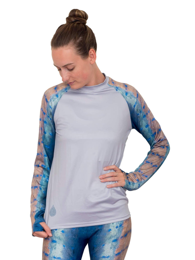 Tag & Release Sailfish Loose Fit Rash Guard