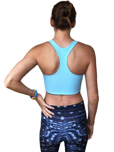 Waterlust Whale Shark Warrior Reversible Top