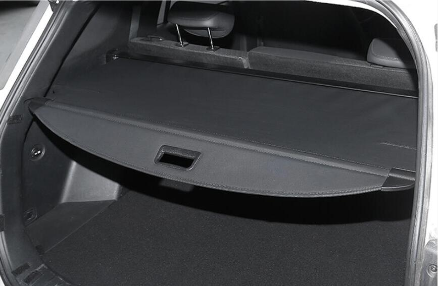 2009-2015-2017-2019 For Hyundai ix35 Rear Parcel Shelf Car styling Trunk Cover Material Curtain Rear Curtain Retractable Spa