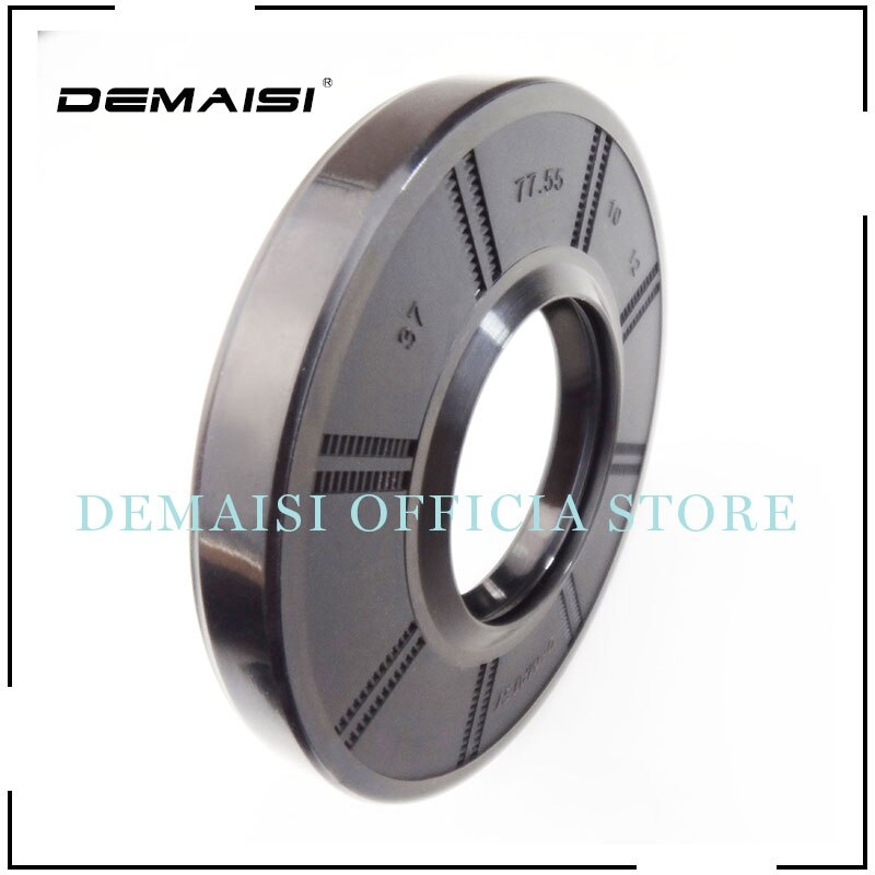 DEMAISI  DC62-00223A  WATER SEAL  37*77.55*10/12 MM OR 37x77.55x10/12 MM  FOR  Samsung Washing Machine Oil Seal