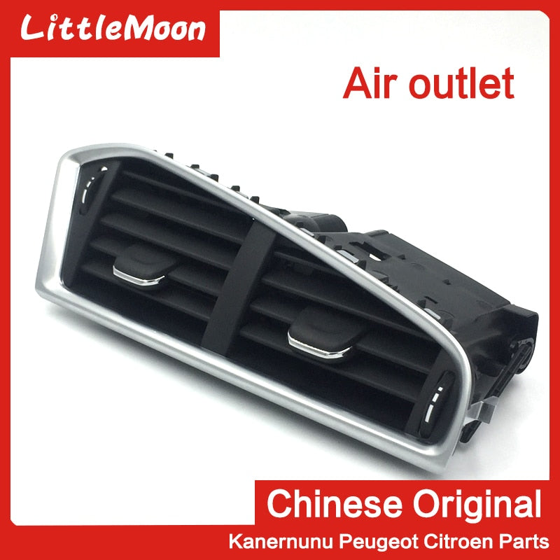 LittleMoon Air outlet Air conditioning air outlet for Citroen C4 B7 New C4L (Middle)