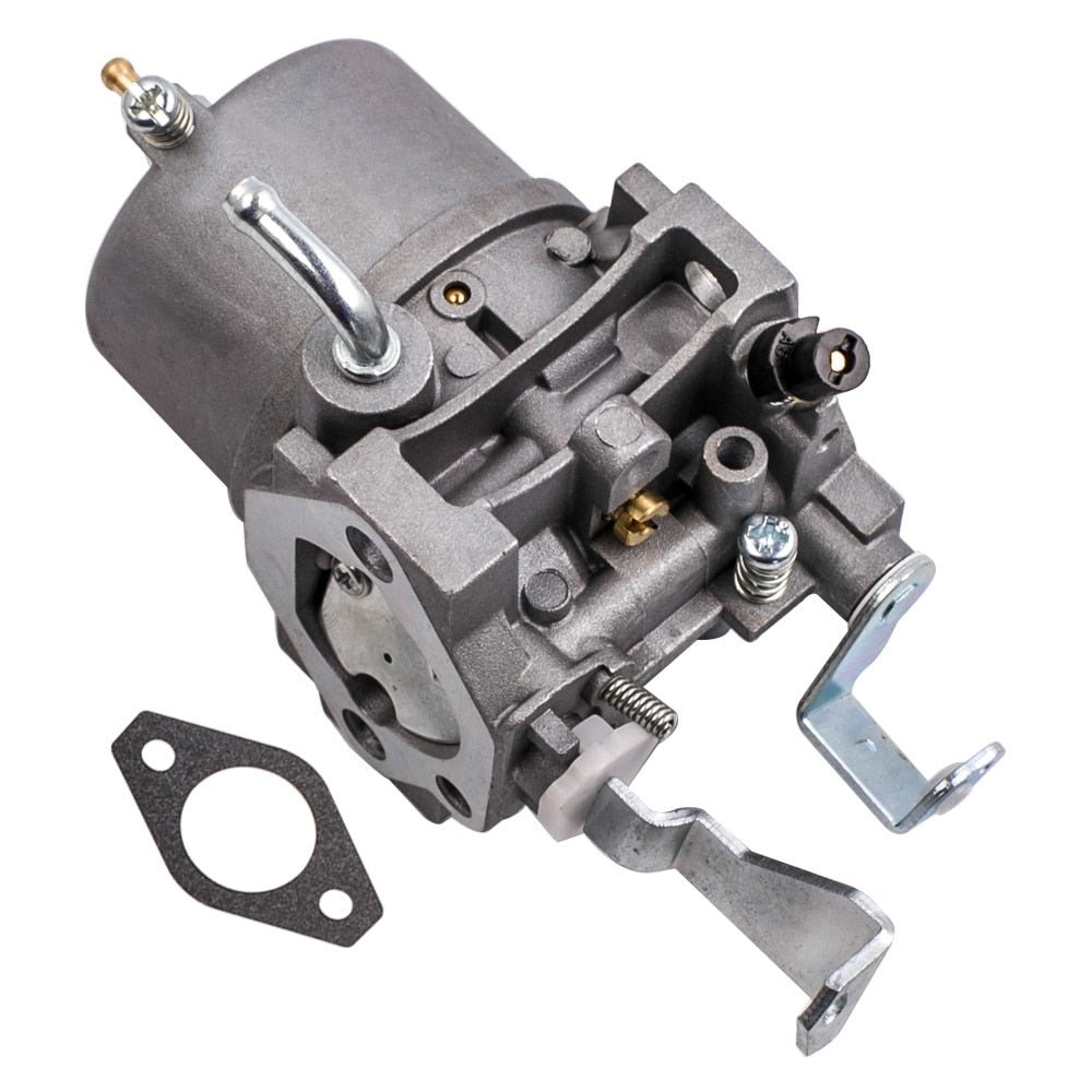 Carburetor Replaces For Briggs & Stratton 715668 715443 715121 with Mounting Gasket For Horizontal Shaft Engine 185432 185437