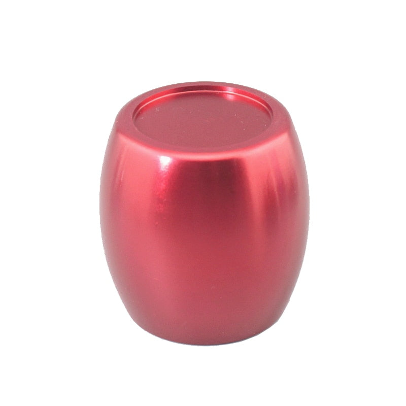 New Aluminum Alloy Manual Car Gear Shift Knob Universal For Chevrolet Cruze/Buick Excelle/Hyundai/Kia