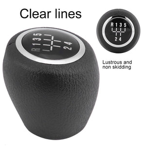 5 Speed Car Auto Gear Shift Lever Knob Head for Chevrolet Cruze 2008 2009 2010 2011 2012 Car Gear Head Car Accessories New