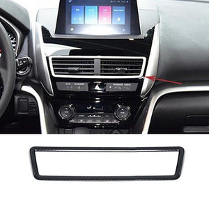 New Interior Air Condition Vent Outlet Cover Trim For Mitsubishi Eclipse Cross 2018 Fashion Interior Accessories