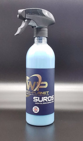 Suros High Gloss Spray Wax - www.waxplanet.co.uk