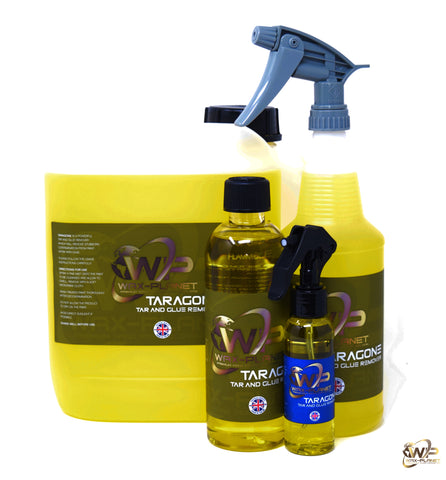 Taragone Tar and Glue Remover - www.waxplanet.co.uk