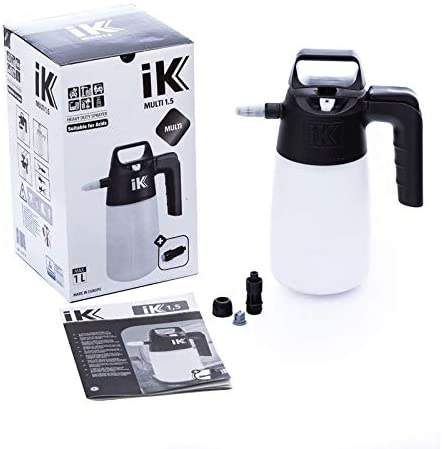 IK 1.5 Hand Pressure Sprayer HC - www.waxplanet.co.uk