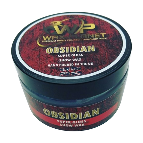 Obsidian Super Gloss - www.waxplanet.co.uk