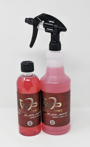 Flack Jacket Spray Sealant - www.waxplanet.co.uk