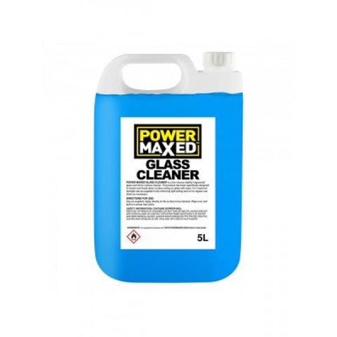 Power Maxed Glass Cleaner 5ltr - www.waxplanet.co.uk