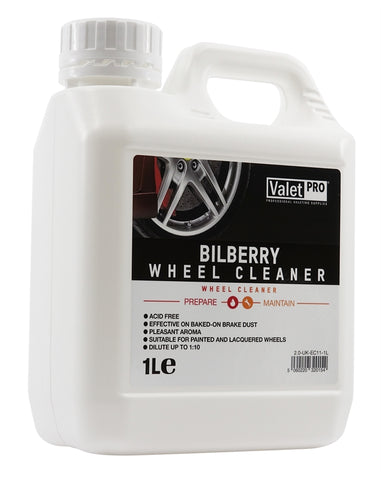 ValetPRO Bilberry Wheel Cleaner - www.waxplanet.co.uk