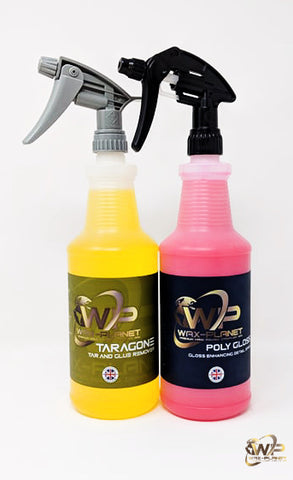 Pro Bottles 947ml (empty) - www.waxplanet.co.uk