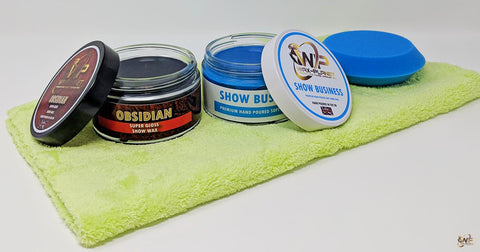 Show Wax Package deal - www.waxplanet.co.uk