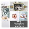 Male Scrapbooking Ideas for Beginners