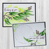 Eucalyptus Branch Cards - Ashlee Freeston