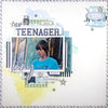 Teenager Layout - Tracey Schulz