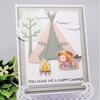 Hey Mama & You Make Me a Happy Camper - Jenny Dix