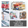 Scrapbooking your Travel Photos for Beginners