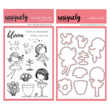 Fairy stamp set
