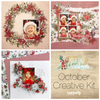 Holly Jolly Christmas Creative Kit