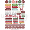 Holly Jolly Christmas Cut-a-part Sheet