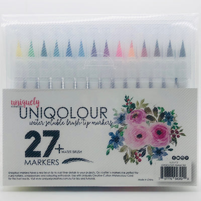 UNIQOLOUR Markers
